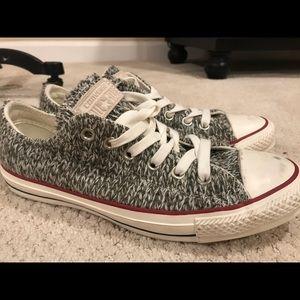 Knit Converse